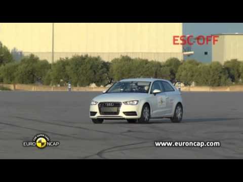 Euro NCAP | Audi A3 | 2012 | Crash test