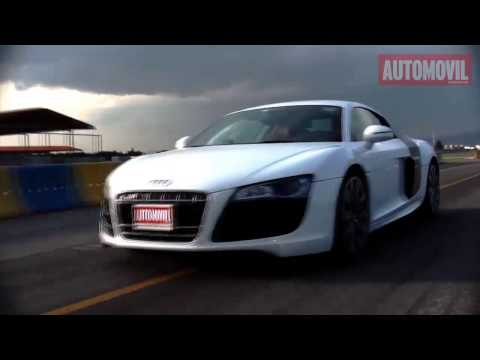 Performance test - Audi R8 vs BMW M5 vs Chevrolet Corvette ZR-1