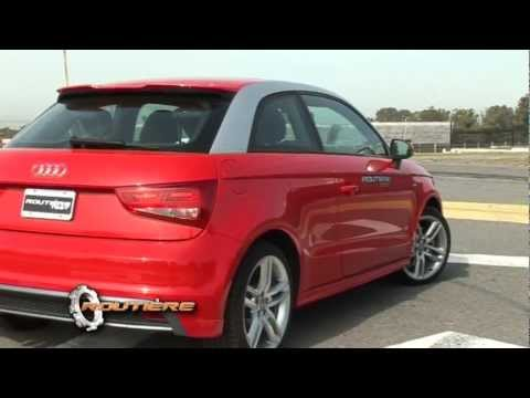 Routiere Test Audi A1 S-Line 1.4 TFSI Turbo Pgm 179.mpg