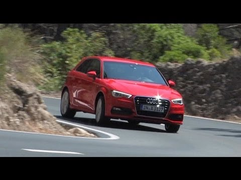 Test Audi A3 2012 : 3?me g?n?ration