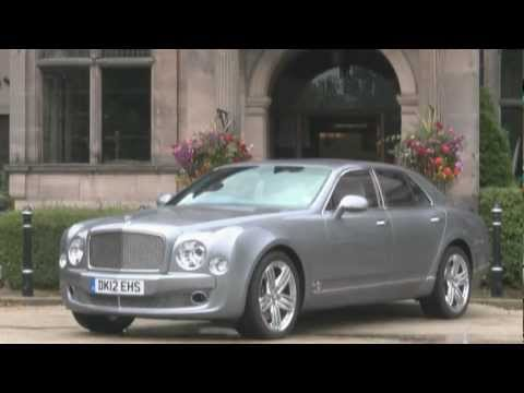 Test Bentley Mulsanne