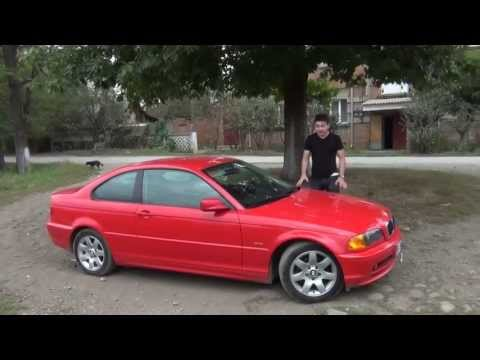 анти-тест драйв BMW 3 Series E46 coupe