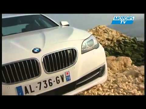 Car test BMW 530d