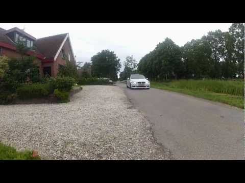 Go Pro HD2 Test BMW E90 Performance Pack