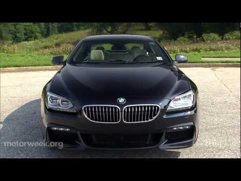 Road Test: BMW 6 Series