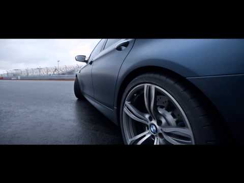 Тест-драйв BMW M5 © AUTORU.TV