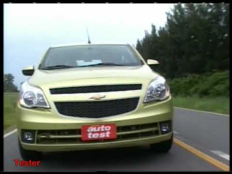 Test Chevrolet Agile - 1 de 2