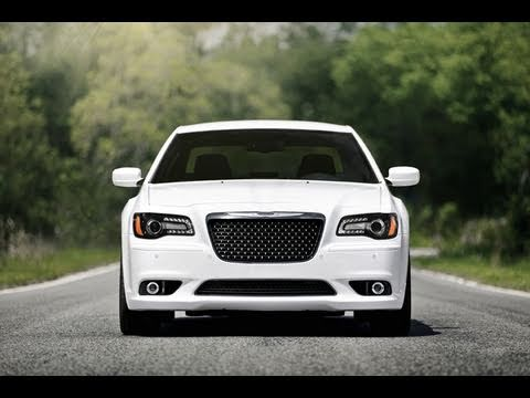 First Drive Review: Is the 2012 Chrysler 300 SRT8 a track or road car?