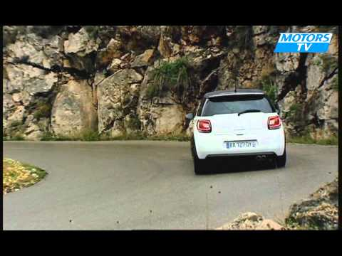 Car test CITROEN DS3 RACING