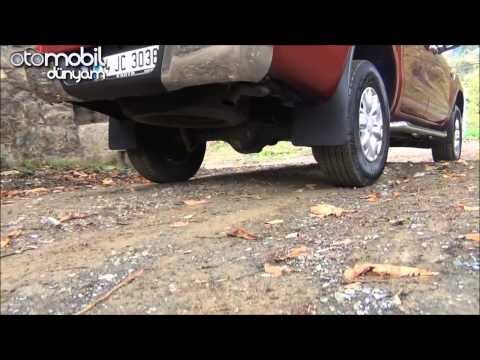 Auto Show - Test - Ford Ranger 4X2.