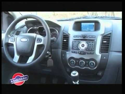 Test - Ford Ranger Limited