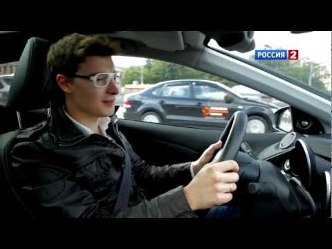 Тест-драйв Honda Civic 5D 2012 // АвтоВести 73