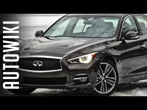 AutoWiki || 2015 Infiniti Q50 2.0 Turbo Multimedia System Review