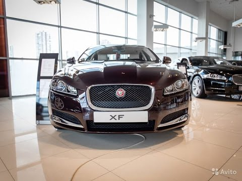 Grand Test   Jaguar XF   2015 HD