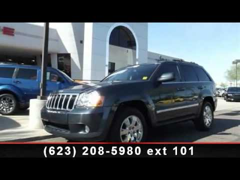 2008 Jeep Grand Cherokee - Airpark Dodge Chrysler Jeep - Sc
