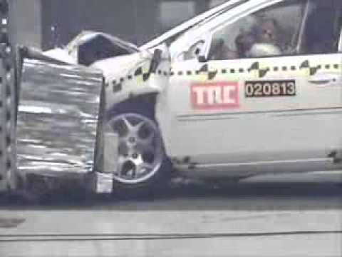 ? 2000 - 2006 Dodge Neon SX 20 - CRASH TEST