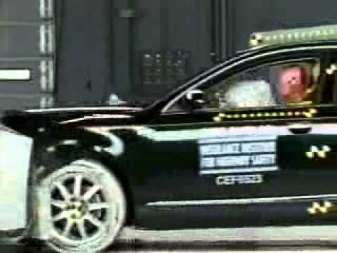 ? 2005 - 2008 Audi A6 - CRASH TEST