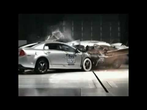 CRASH TEST - 1959 Chevrolet Bel Air VS 2009 Chevrolet Malibu