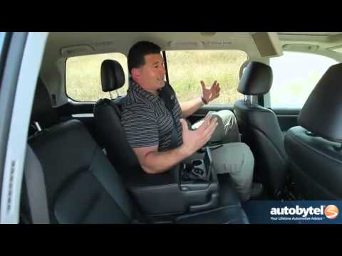 2013 Toyota Land Cruiser Test Drive and SUV Video Review