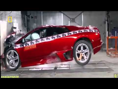 Crash 2015 Murcielago 720p Test Lamborghini