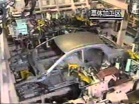 CRASH-TEST MAZDA 323F BA 1994-1998