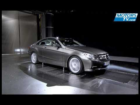 Car test MERCEDES CLASSE E COUPE
