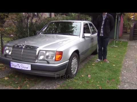 DriveMeShow#25 - Test: Mercedes Benz E320 (W124)
