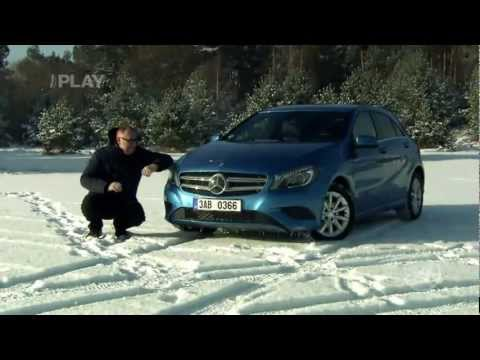 Test Mercedes Benz A 180 CDI