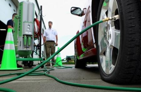 Зачем накачивать шины азотом? Несколько доводов