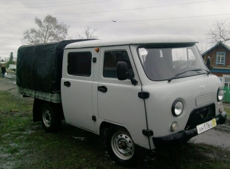 УАЗ фермер 39094 – цена комфортного грузовика
