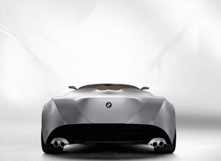 BMW GINA. Цена концепта