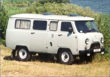 УАЗ 2206. Технические характеристики микроавтобуса