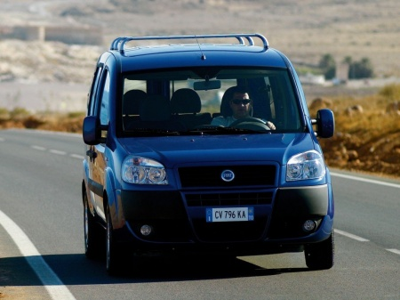 Fiat Doblo Panorama. Технические характеристики авто