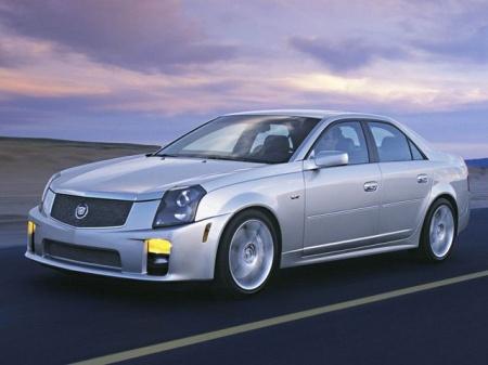 Cadillac CTS. Технические характеристики автомобиля