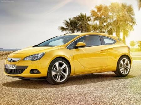 Opel Astra GTS. Технические характеристики автомобиля