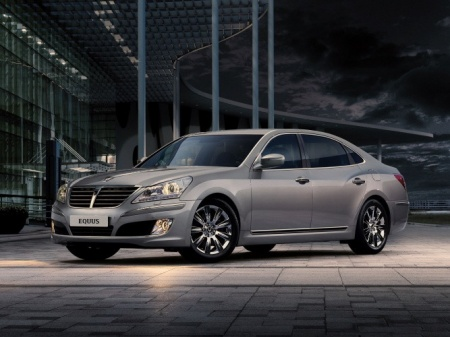 Hyundai Equus. Цена комфорта