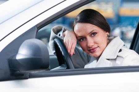 Советы женщине за рулем