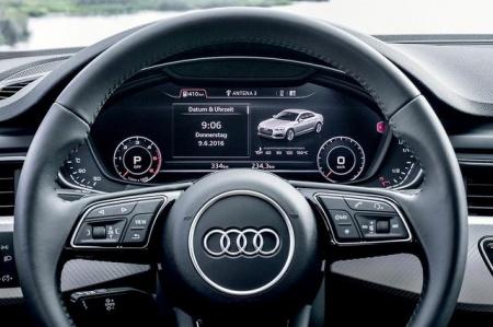 Тест-драйв S5 Coupe