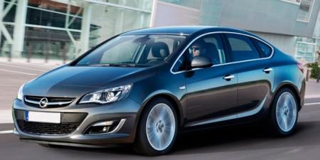 Обзор машины Opel Astra