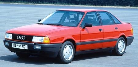 Обзор на автомобили марки Audi 80 B3