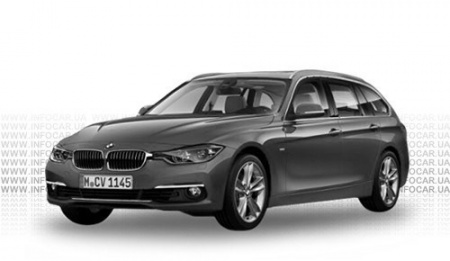Характеристики BMW 3 серии Туринг