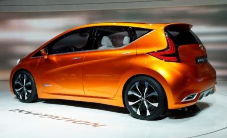 Первые сведения о новом Nissan Invitation