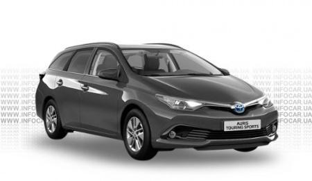 Автомобиль Тойота Аурис (Toyota Auris)