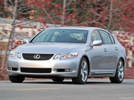 Обзор Lexus GS 350