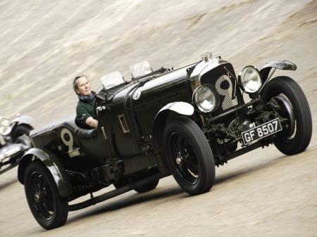 История марки автомобилей Bentley