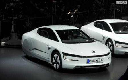 Обзор Nissan Cube и Volkswagen XL1
