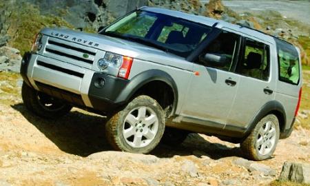 Внедорожник Land Rover Discovery, вторичный рынок.