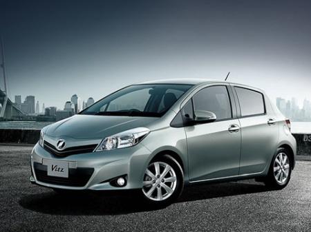 Новая генерация хэтчбека Toyota Yaris