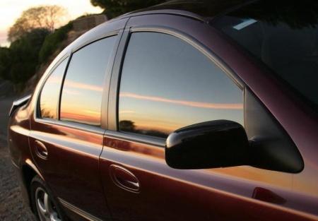 Правильная тонировка стекол автомобиля