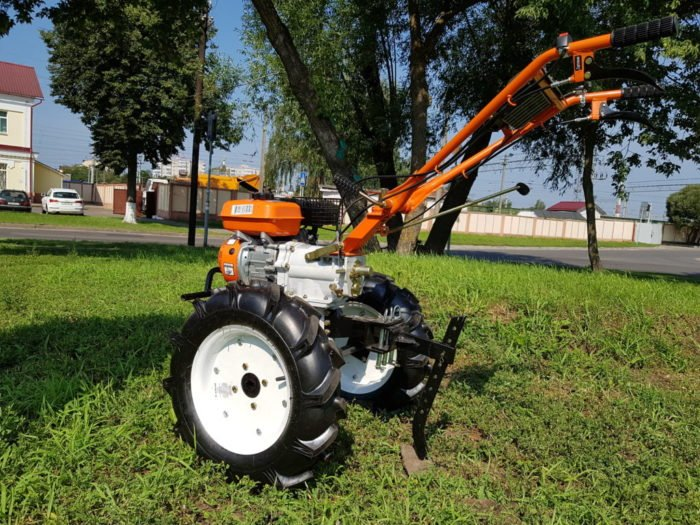Как выбрать мотоблок для сельскохозяйственных работ?